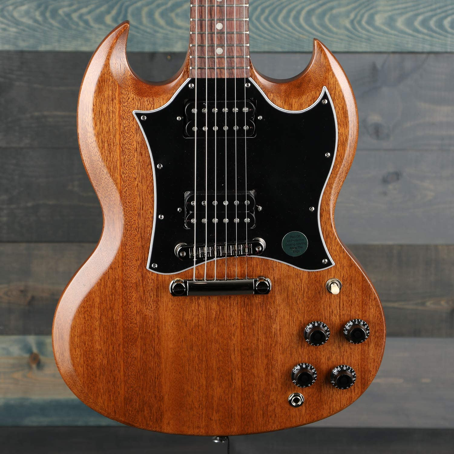 Gibson Sg Tribute Electric Guitar Natural Walnut 2019 SGTR005NNH1